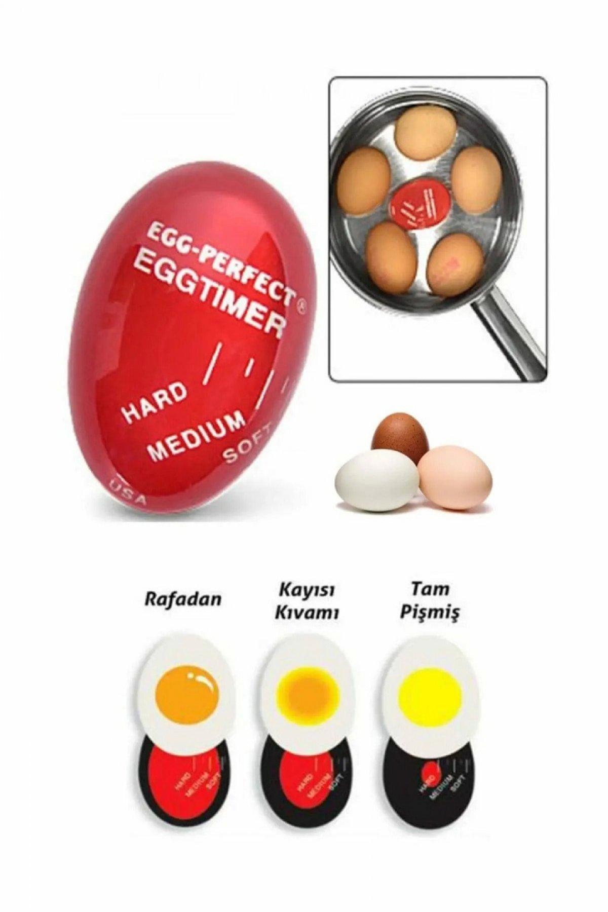 Evsimo Yumurta Zamanlayıcı