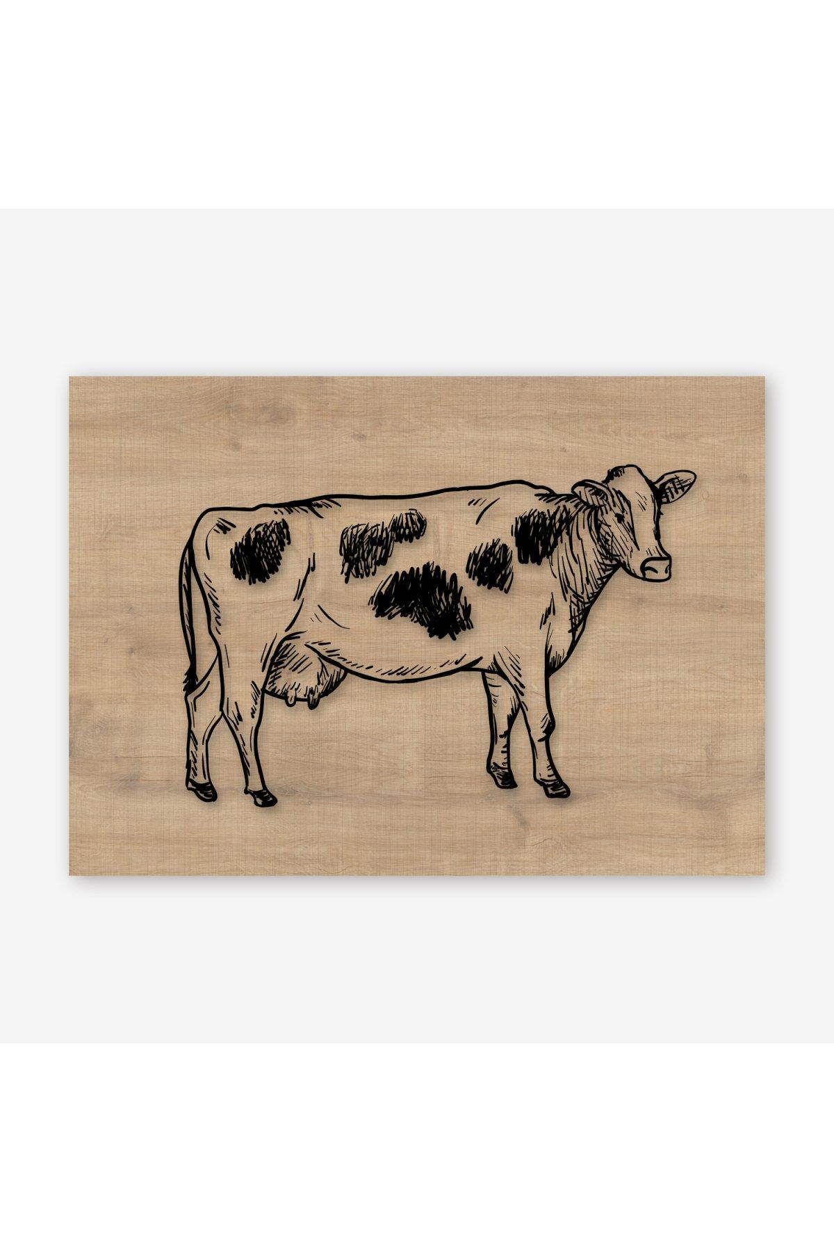 Evsimo Decorative Wooden Frame Hm -119